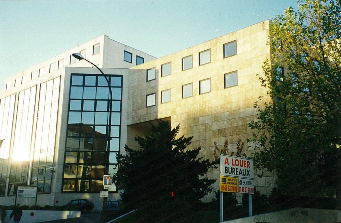Centre d'affaire européen montreuil